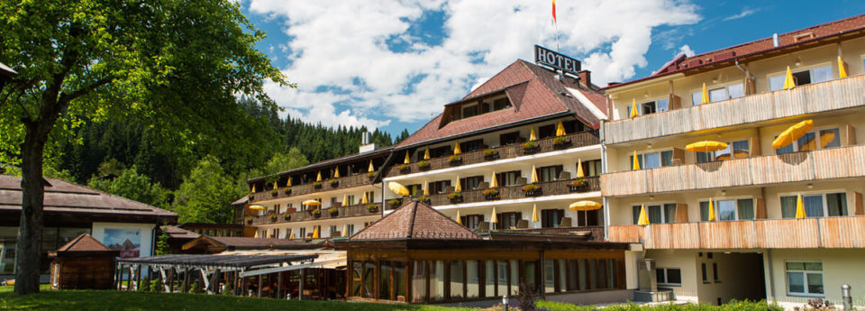 OptimaMed Weißbriach Ansicht Kurhotel