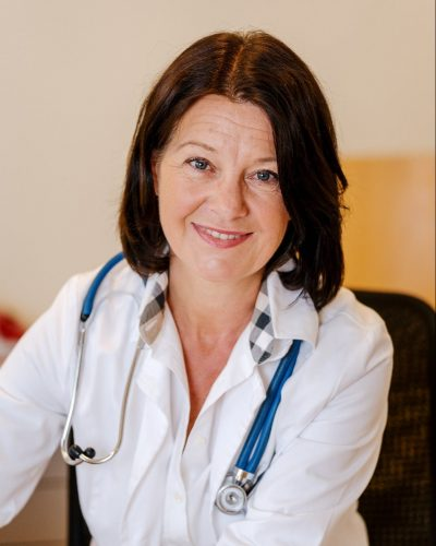 Dr. Doris Matha - Ärztliche Leitung Weißbriach