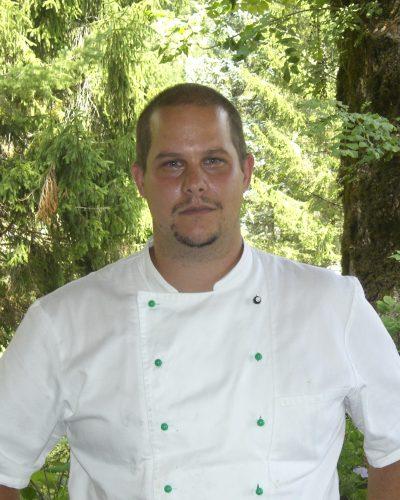 Helmut Enzi - Küchenleiter