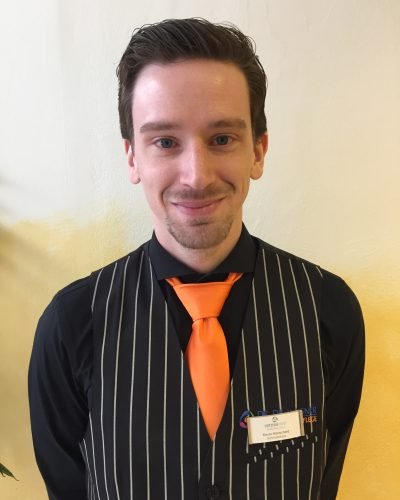 Kevin Hönscheid - Serviceleiter