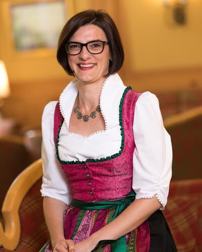Monika Truppe - Direktorin